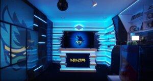 ninja gaming setup