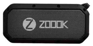 Zoook Bass Warrior Portable Bluetooth Speaker