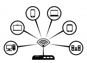 Wi-Fi connected to boost Wi-Fi speed