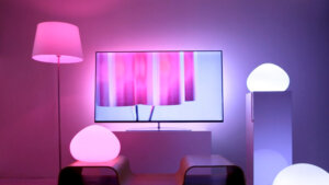 philips hue ambient light smart home