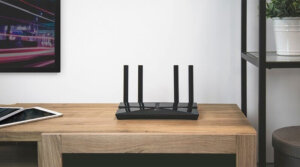 router in open