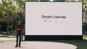 Google smart canvas
