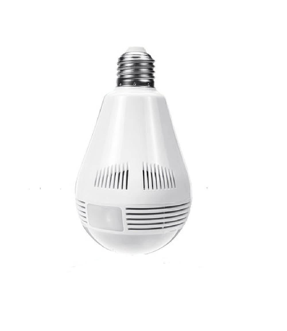 Finicky-World Wireless Panoramic Bulb cheapest spy cameras