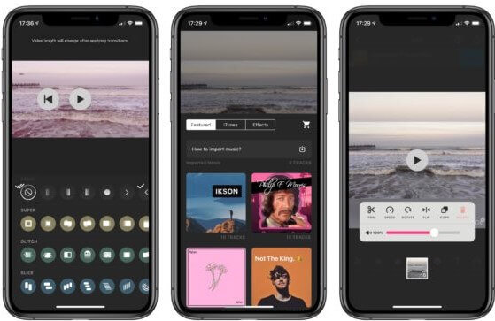 Video Editing Apps for Reels