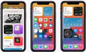 keep few widgets to increase smartphone performance