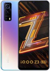 IQOO Z3 5G smartphones under Rs20000