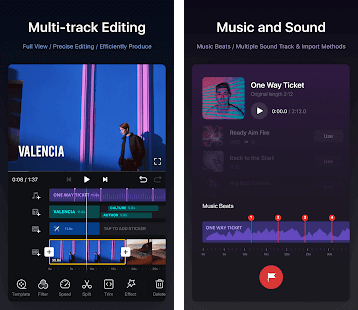 VN video editor is a Video Editing Apps for Reels