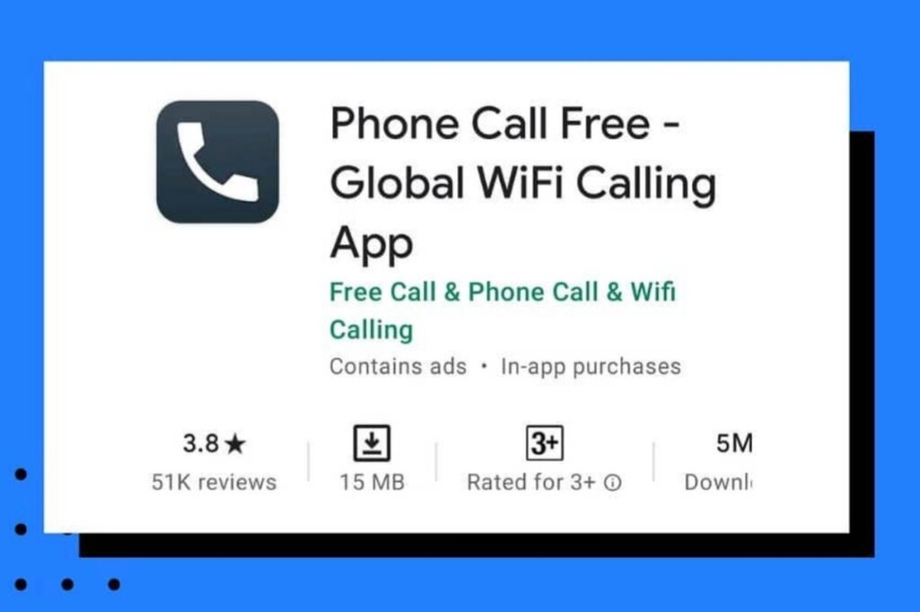 Phone call free