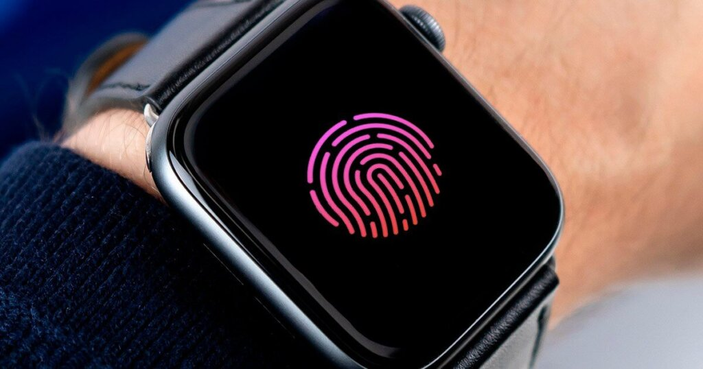 apple iwatch touch id
