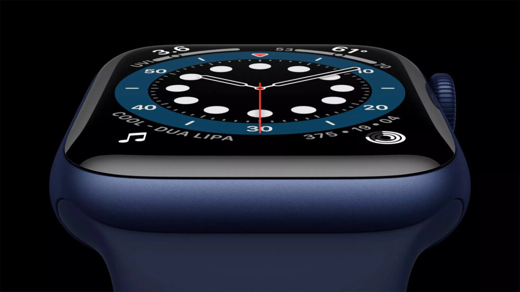 apple iwatch 7 microled
