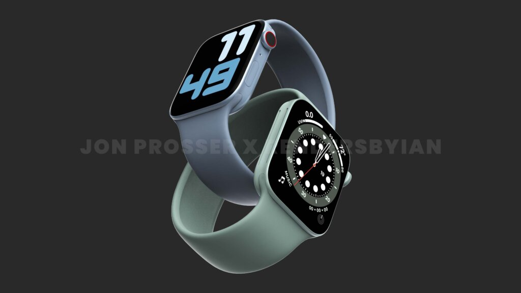 apple iwatch 7 series