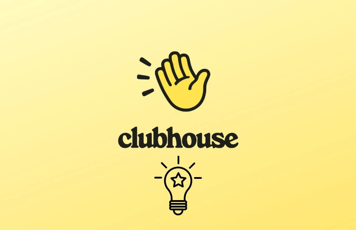 Clubhouse tips and tricks