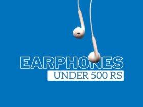 earphones under 500 rupees